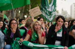 aborto legal grito del sur pañuelo verde rocio tursi