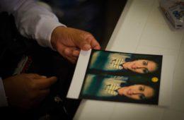 La foto de Daiana que Marta lleva a todos lados. Foto: Rocio Tursi
