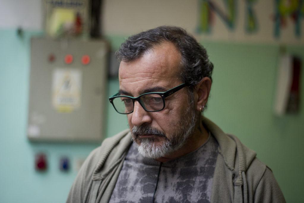 Horacio en el Centro Che Guevara   10 años del Monteagudo