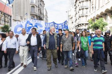 Marcha presos jujuy Morales