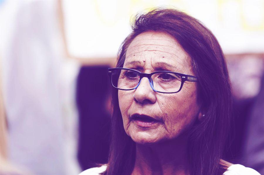Maria Elena Leuzzi grito del sur