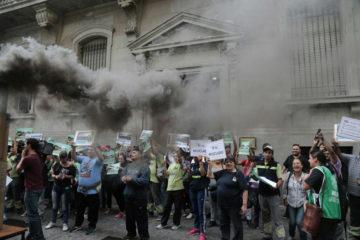quema basura Mariano Martino