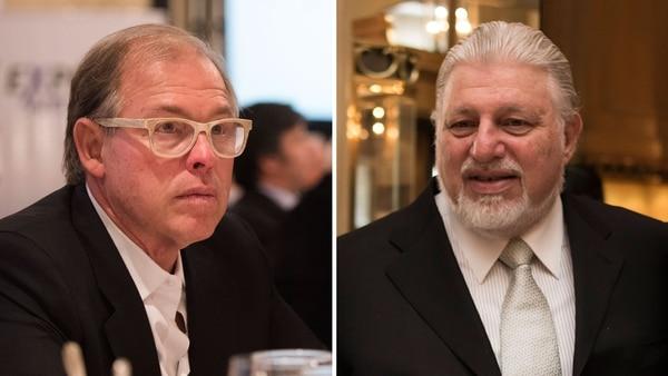 Gerardo y Adrian Werthein