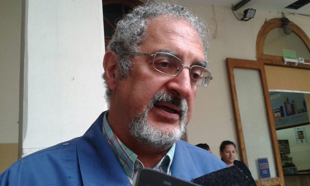Ministro de Salud de Jujuy Gustavo Bohuid