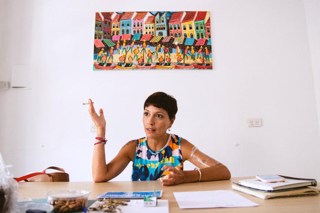 Fotos: Lucía Rivera López
