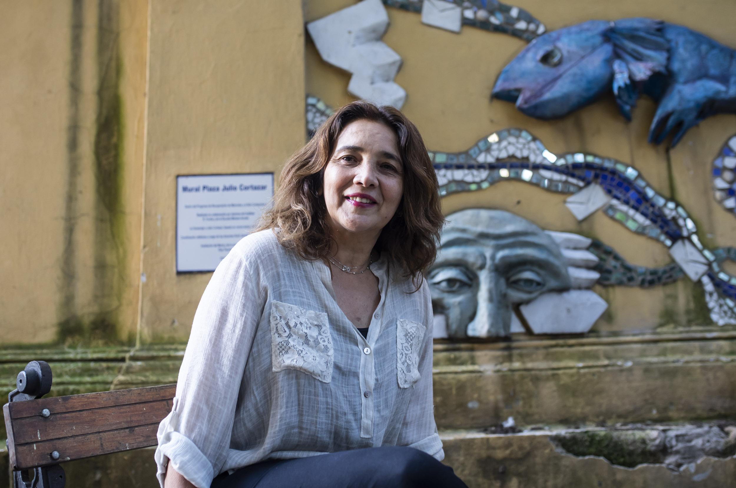 Con el 79% de los votos, Angélica Graciano es la nueva secretaria general de la UTE