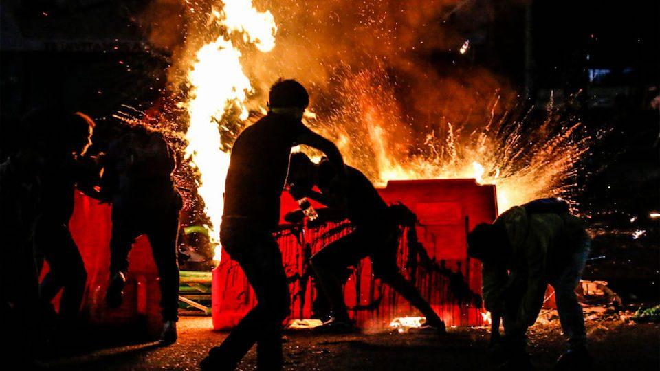 Colombia arde: entre asesinatos, masacres y violencia policial